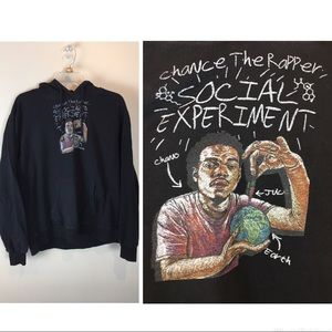 Tops - Chance The Rapper - Social Experiment Hoodie